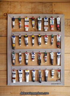 # gardening catalogues 2017 carls sims 4 guide kostenlose biologische g… Art Studio Storage, Art Studio Organization, Art Studio Design, My Art Studio, Paint Storage, Craft Storage, Wood Storage, Tool Shed Organizing, Sims 4