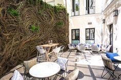 5 nuevas terrazas: en un hotel, YOUnique