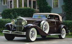 My absolute favorite car--1934 Duesenberg. First saw one at Henry Ford Museum/Greenfield Village in high school.