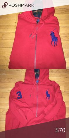 Polo Ralph Lauren Hoodie Sz XL Great condition Polo by Ralph Lauren Shirts Sweatshirts & Hoodies