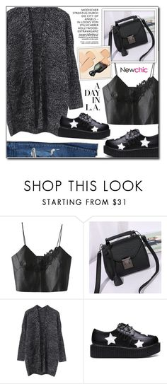 """""""Newchic 20"""" by adnaaaa ❤ liked on Polyvore"""
