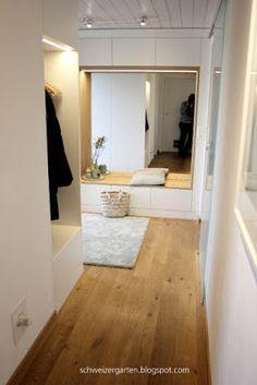Traumhaus mit Musterhaus.net finden - Inspirationen für Flur und Garderobe sammeln!