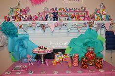 my little pony birthday party - Поиск в Google