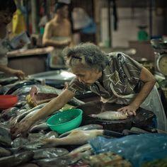 Chinatown Kuala Lumpur by Ron Gessel