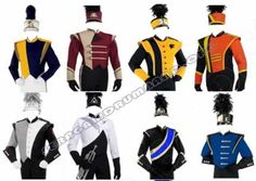 Kaleido Star, Marching Band Uniforms, Drum Band, Band Jacket, Journey Tour, Drumline, Uniform Design, Costume Collection, Other Outfits