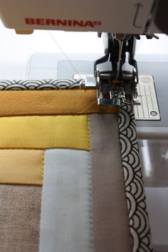 Quick and Easy Quilt Binding Tutorial