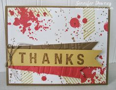 Gorgeous Grunge - Stampin' Up!