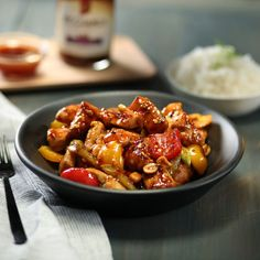 Kung Pao Stir Fry | P.F. Chang's Home Menu