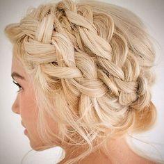 Braids  Gotta love em! #inspiration #khaleesi