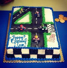 Zachary's Pastry Shop  Mario Cart cake