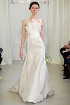 Angel Sanchez Bridal 2015 #bridalfashion #weddingdress #angelsanchez