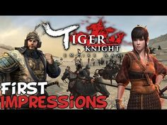 """Tiger Knight: Empire War (MMORPG) First Impressions """"Is It Worth Playing?"""" - YouTube"""