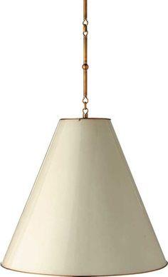 Goodman Hanging Lamp - eclectic - pendant lighting - other metro - Circa Lighting