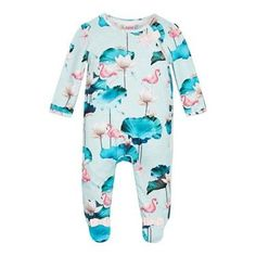 Baker by Ted Baker Baby Girls& Green Floral Print Sleepsuit Ted Baker Baby, Baby Girls, Vintage Stil, Girl Blog, Color Pop, Baby Shoes, Floral Prints, Dress Shoes, Bebe