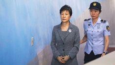 Fiscalía pide 30 años prisión expresidenta surcoreana Park Geun-hye
