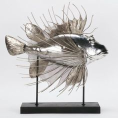 Resin Lionfish from Z Gallerie