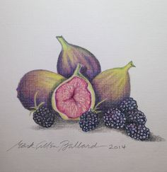Figs and Blackberries