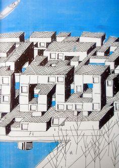 Arte e Arquitetura: Yona Friedman