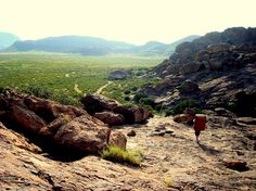 Rock Climbing at Hueco Tanks | 15 Outdoor Activities That Are Best Enjoyed In Texas