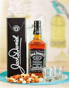Jack Daniels Whiskey Gift Box R 399.95