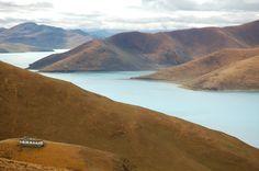 Lake Yamdrok Tso, Tibet | by iancowe