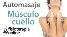 Automasaje para músculo esternocleidomastoideo - Relajar tensión cervical