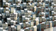 Barnaby Barford: The Tower of Babel :: THE LONDON DESIGN FESTIVAL