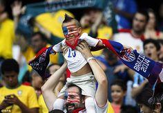 Brasil 2014: Belgium v/s USA Photos | Football Wallpapers