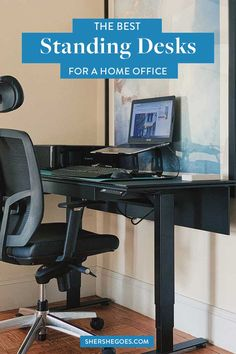 looking to create a small office space that you can work from home in and be productive? try an adjustable electric stand desk where you can sit stand and incorporate movement into a long work day. best standing desk, sit stand desk, bdi office furniture, work from home office essentials, standing desk for small space, best standing desk for apartment #standingdesk #amazonhome #homeoffice #workfromhomeoffice Desks For Small Spaces, Small Space Office, Small Apartments, Home Desk, Home Office, Best Standing Desk, Amazon Home Decor, Sit Stand Desk, Shopping Places