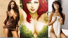 """""""Back in 2014, the sexy Megan Fox talked about playing either Poison Ivy or Red Sonja, and she is a known comic book fan."""" #meganfox #poisonivy #gothamcitysirens https://plus.google.com/102121306161862674773/posts/iY2BG52Wwj9"""