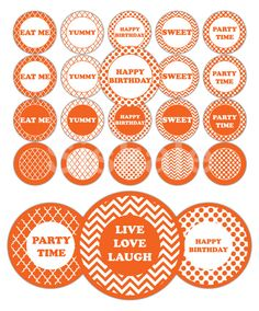 Orange and green di Daniela Battarello su Etsy