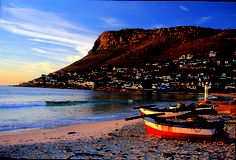 Fish Hoek Beach. BelAfrique - Your Personal Travel Planner - www.belafrique.com