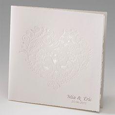 Einladungskarte 'Elda'