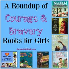 From and to Oprah Winfrey's Golden Globes speech, there is a huge interest in making a better tomorrow for our daughters. Here are some Courage and Bravery Books for Girls that I recommend. Book Club List, Book Lists, Female Book Characters, Kids Around The World, Children's Picture Books, Happy Reading, Chapter Books, Book Girl, Children's Literature