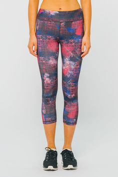 Lija Womens No Fear Capri Pant Print 2 Small *** Check out the image by visiting the link. (This is an affiliate link) Running Equipment, Capri Pants, Link, Check, Image, Clothes, Women, Fashion, Outfits