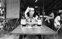 Nick Cave, São Paulo, 1994.