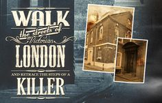 This is a not to be missed. Jack the Ripper tour and London ghost walk. So much fun!
