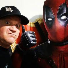 Ran into this dude today. Nerd Stuff, Fun Stuff, Jeremiah Johnson, Deadpool, Followers, Posts, Movie, Photo And Video, Superhero