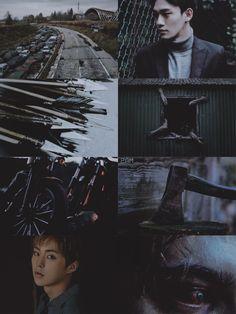 the flower of immortality exo aesthetic xiuchen xiumin chen Taehyung, Exo Lockscreen, Xiuchen, Exo Fan, Hunhan, Aesthetic Colors, Chanyeol, Aesthetic Wallpapers, Pictures