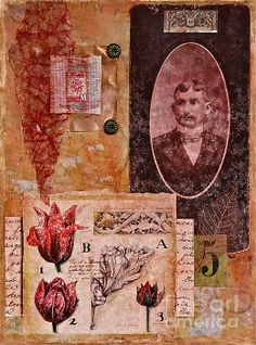 In His Time Mixed Media by Bellesouth Studio - In His Time Fine Art Prints and Posters for Sale