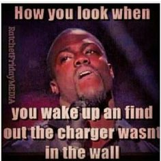 Every. Other. Morning.