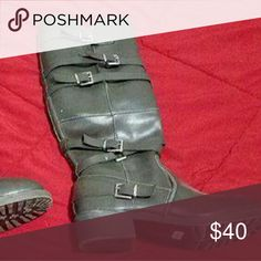 Torrid Wide boots Never worn torrid Shoes