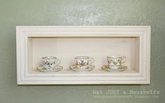 Shadow Box Shelf Tutorial