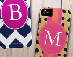 Kelly Hughes Designs - Monogrammed iPhone 5 & iPad Cases, Lucite Trays & More
