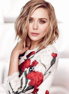 Elizabeth Olsen - Photoshoot FASHION, May 2015 - Celebrity Girls