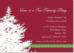 help with your creative holiday business Christmas party invitation wordings at InvitationsByU