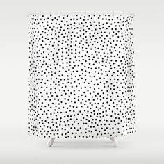 Buy Dots.. Shower Curtain by priscilaperess. Worldwide shipping available at Society6.com. Just one of millions of high quality products available.