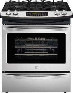 Kenmore®/MD 4.5 cu.ft Gas 30'' True Convection Slide-In Range - Sears | Sears Canada