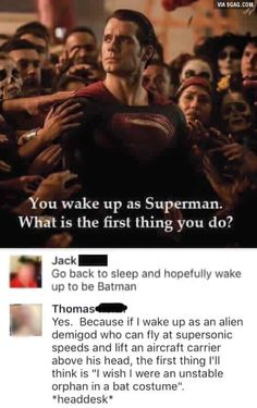 Well, he has a point… #funny #meme
