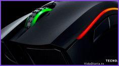 El vídeo del Razer Mamba convierte el mouse en un arma futurista